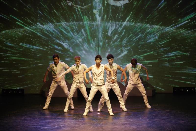 Dance-musical Sachoom