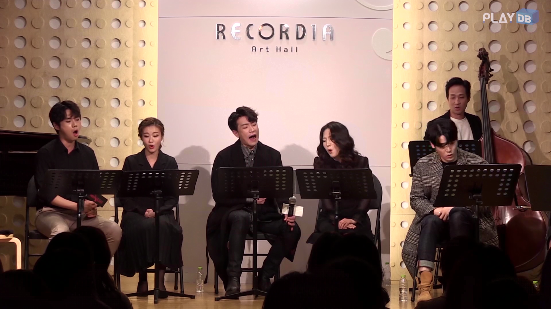 '미드나잇' 배우와의 만남 '위대한 권력' - 고상호, 양지원 외