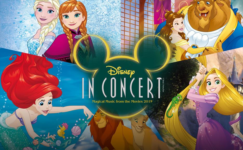 디즈니 인 콘서트 - 2019 CREDIA PARK CONCERT
