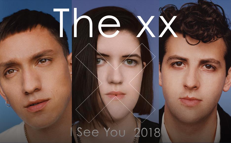 The xx 'I See You' Seoul 2018