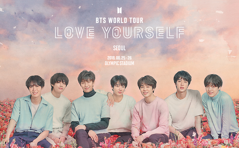 BTS WORLD TOUR 'LOVE YOURSELF' 서울 공연