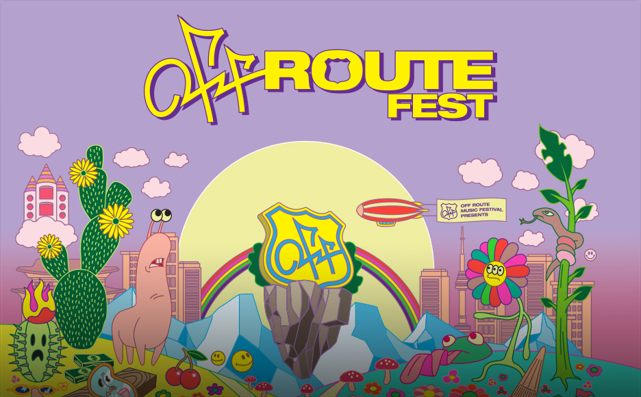 오프 루트 페스트 2019 (Off Route Fest 2019) - General Route Ticket