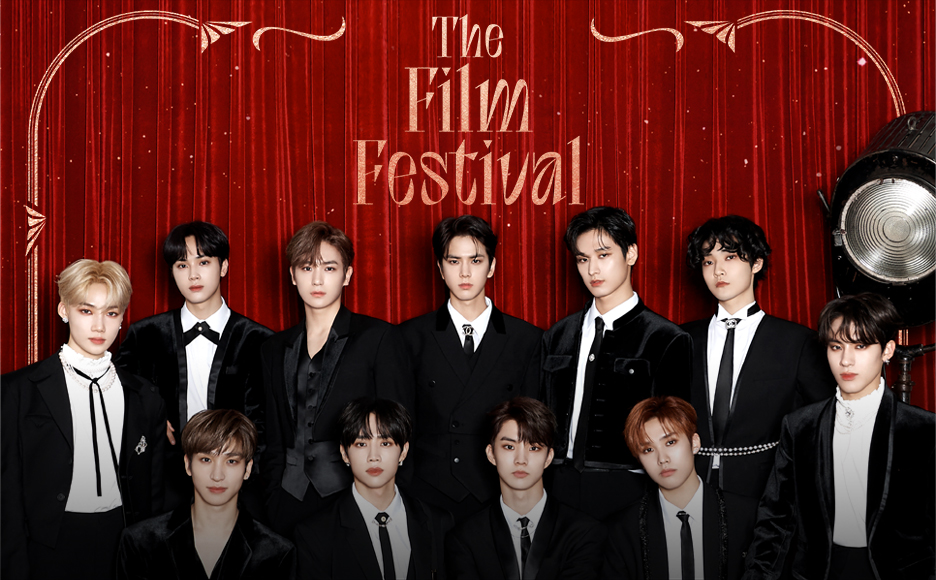 THE BOYZ FAN-CON 〈THE FILM FESTIVAL〉- 온라인 티켓 (12/5)