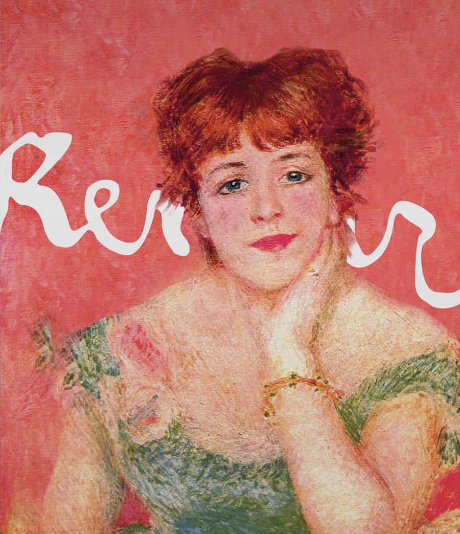 르누아르 여인의 향기展