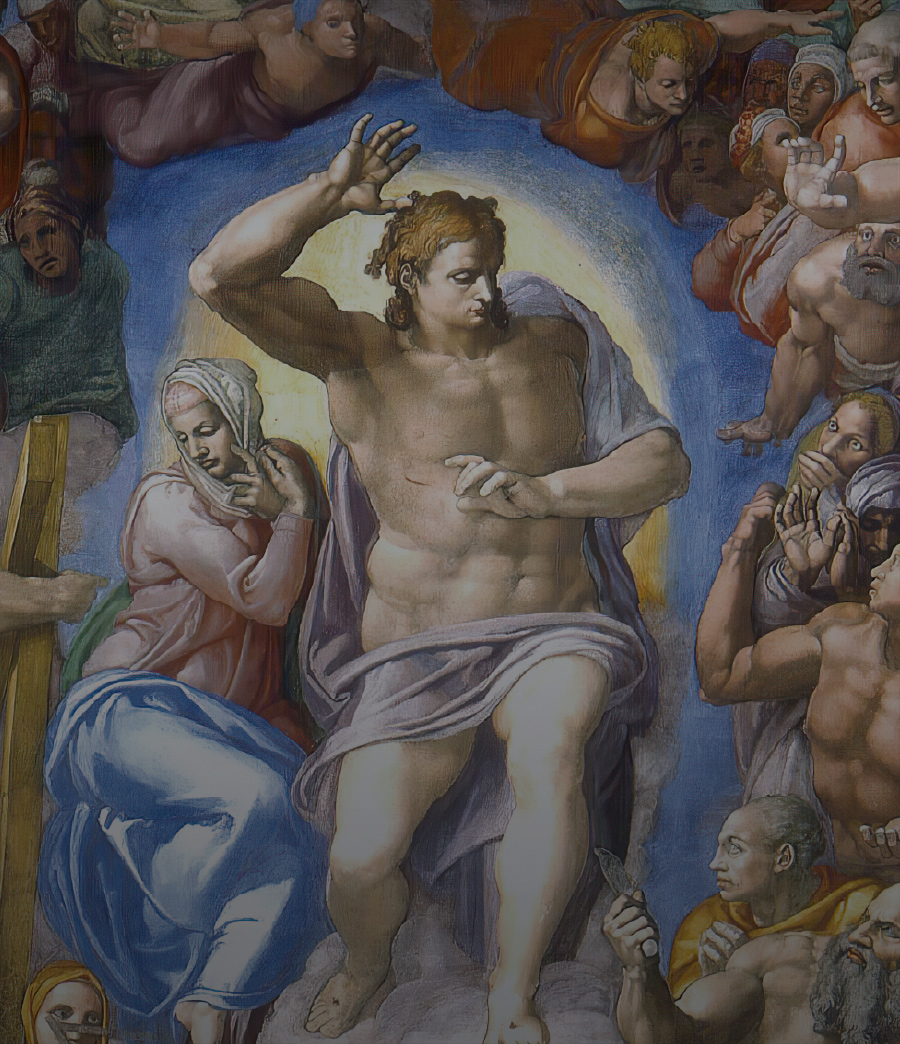 신의 예술가, 미켈란젤로 미켈란젤로 특별전