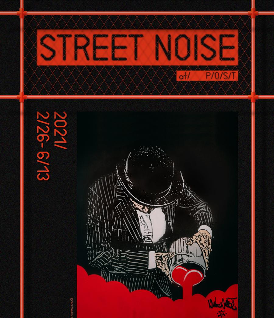 STREET NOISE GRAFFITI STORY