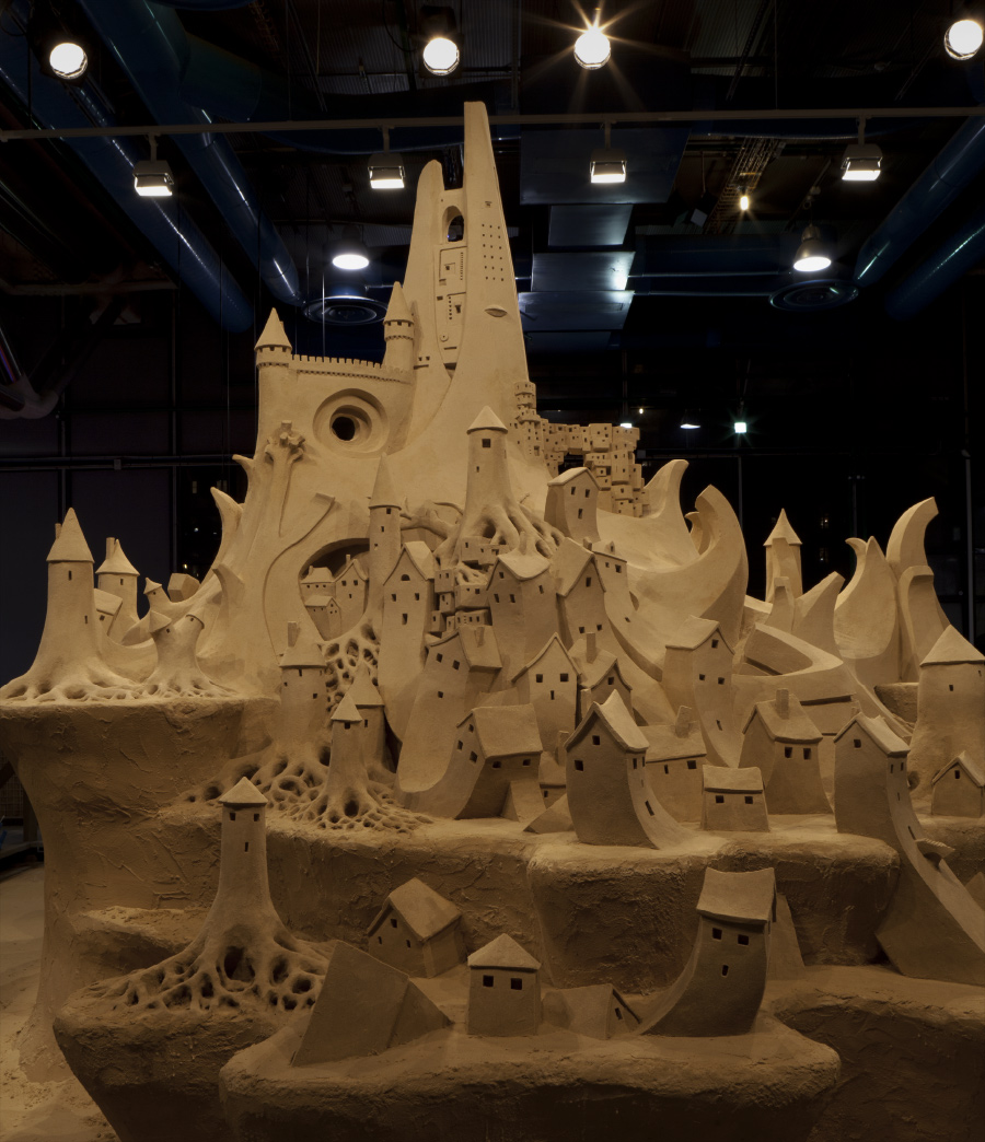 Sand Castles 샌드 캐슬, 꿈의 건축