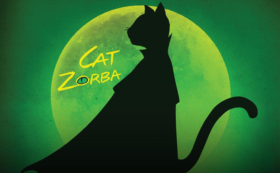 웰메이드 가족 뮤지컬 캣 조르바(Cat Zorba)