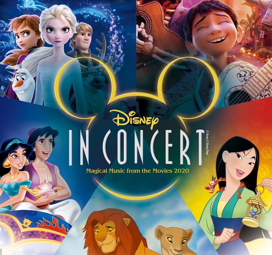 디즈니 인 콘서트 - 2020 CREDIA PARK CONCERT