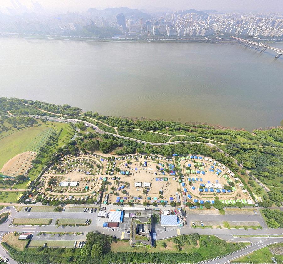 2018 난지캠핑장(4월이후예약)