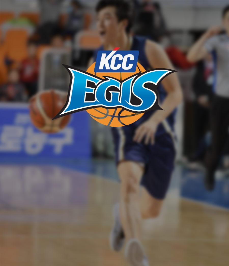 2017-18 프로농구는 KCC이지스와 함께!
