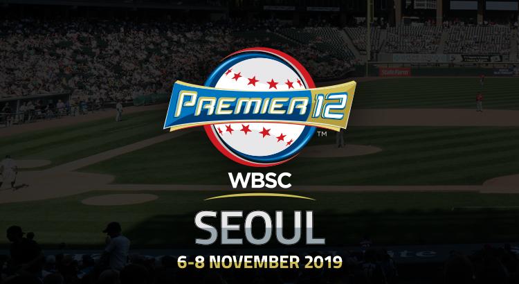 2019 PREMIER12 WBSC