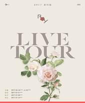 2017 로이킴 LIVE TOUR in SEOUL 티켓오픈 안내 포스터