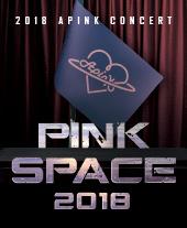 Apink 4th CONCERT 〈PINK SPACE 2018〉 티켓오픈 안내