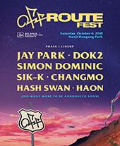 오프 루트 페스트 2018 (Off Route Fest) - General Route Ticket 티켓오픈 안내