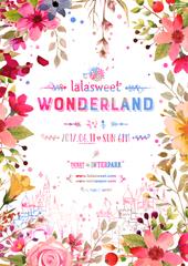 랄라스윗 콘서트 'Wonderland' 티켓오픈 안내
