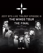 2017 BTS LIVE TRILOGY EPISODE III THE WINGS TOUR THE FINAL 티켓오픈 안내