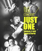 2017-18 버즈 전국투어 콘서트 'JUST ONE' - 일산 티켓오픈 안내