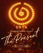 DAY6 Christmas Special Concert 'The Present' 티켓오픈 안내
