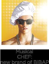 musical chef: new brand of bibap