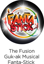 the fusion guk-ak musical fanta-stick