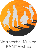 non-verbal musical fanta-stick