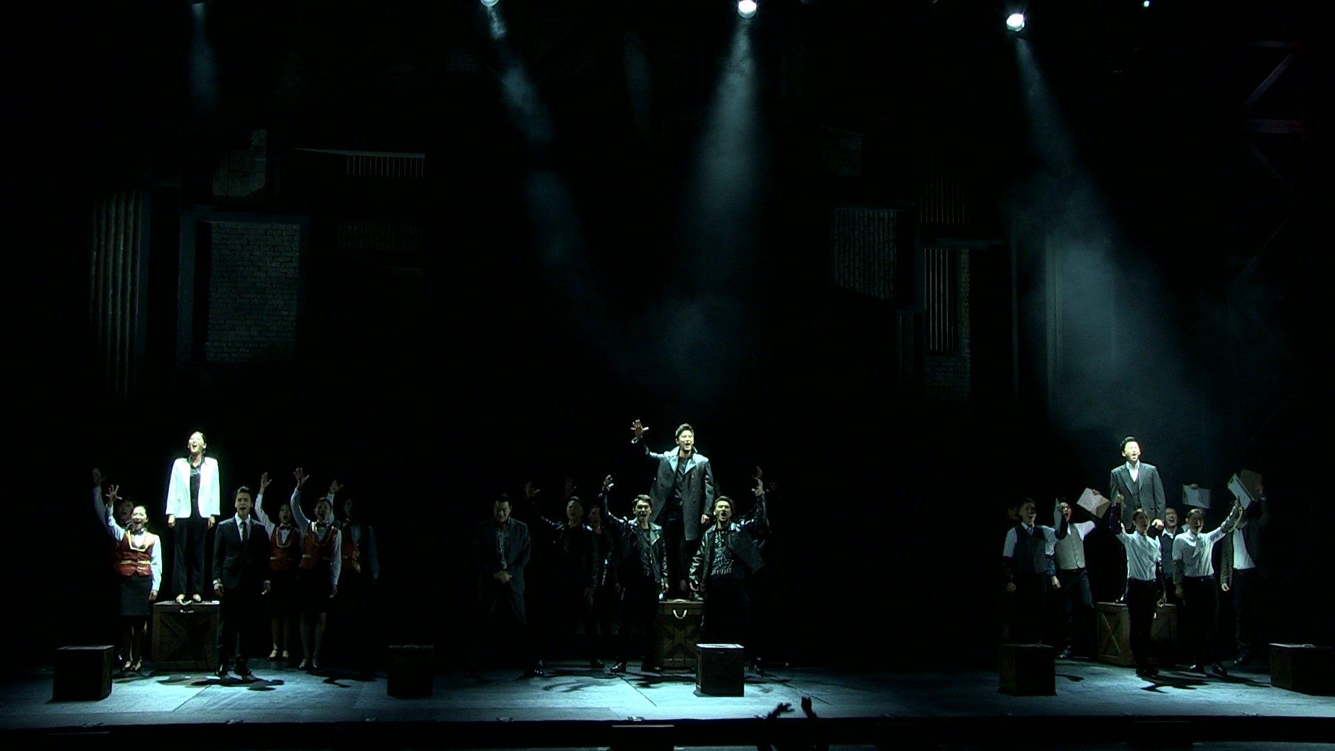 <모래시계> 세상 너머로 - 김우형, 장은아, 박건형, 박성환, 이정열, 김산호, 손종학 외