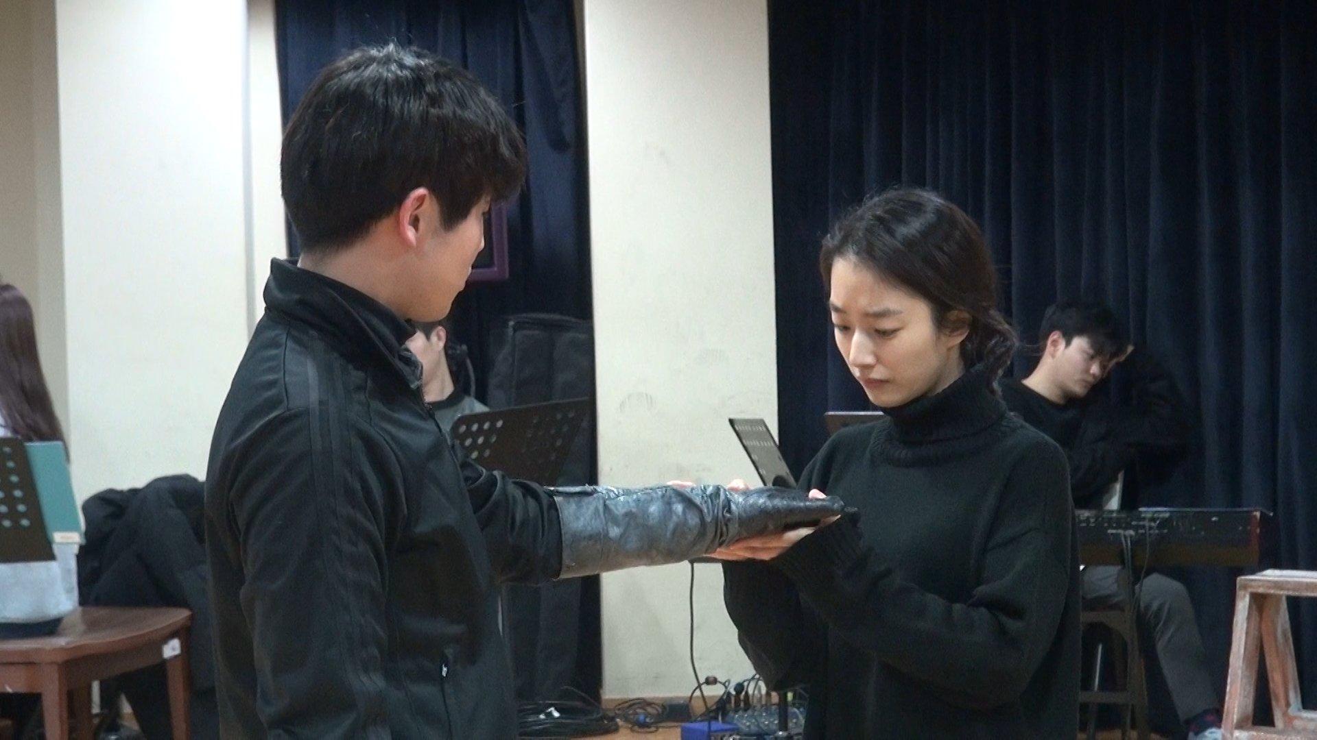 <줄리 앤 폴> 연습 - 곽선영, 송유택, 김아영, 박준후, 최연동, 송광일