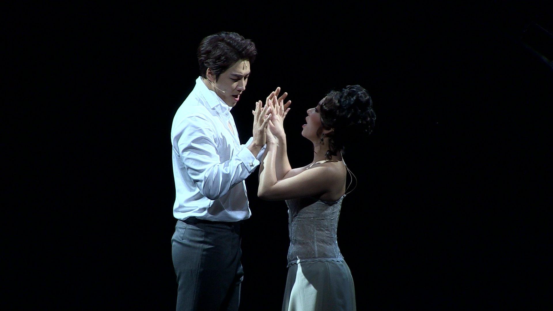 <안나 카레니나> 당신 내 곁에 없다면 - 정선아, 민우혁