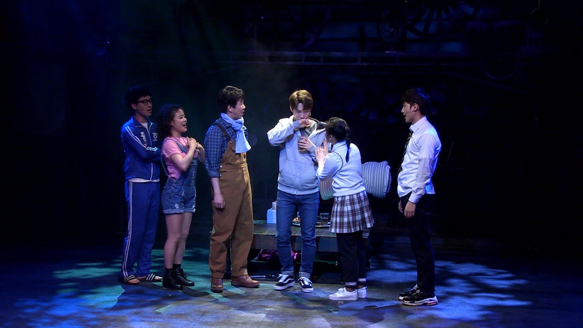 '무한동력' 팅탱쏭 - 김바다, 안지환, 김태한, 김윤지, 정소리, 신재범