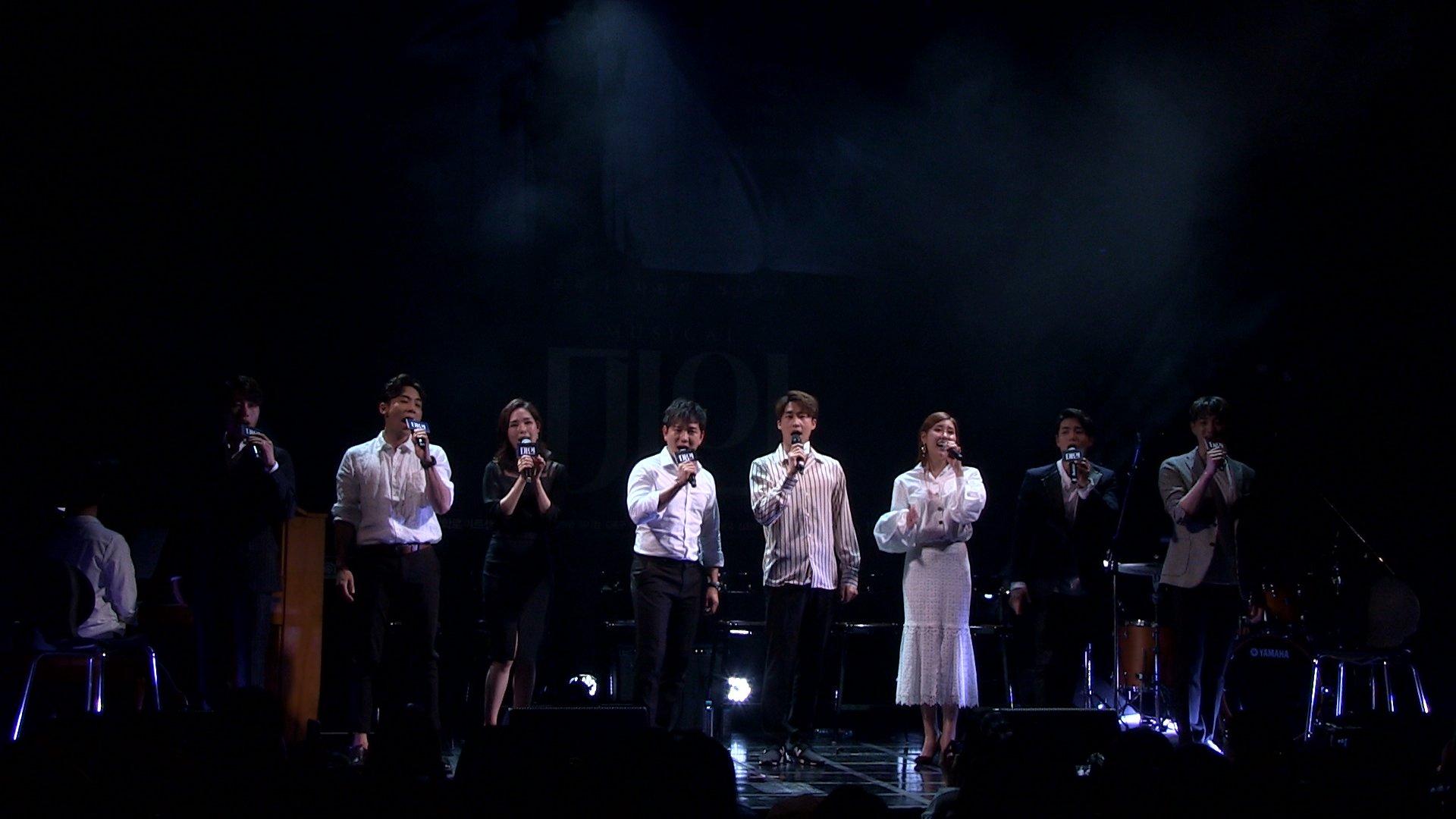 '미인' 쇼케이스 '아름다운 강산' - 이승현, 정원영, 김지철, 허혜진, 스테파니 외