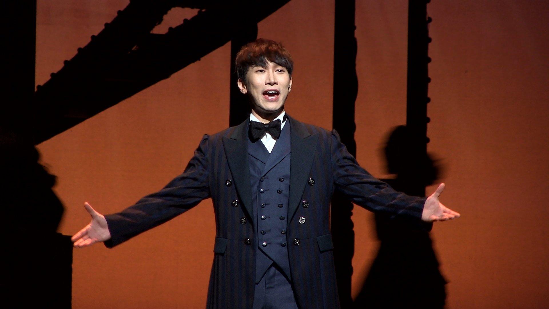 '바넘:위대한 쇼맨' 뮤지엄 송 - 박건형, 서은광 외