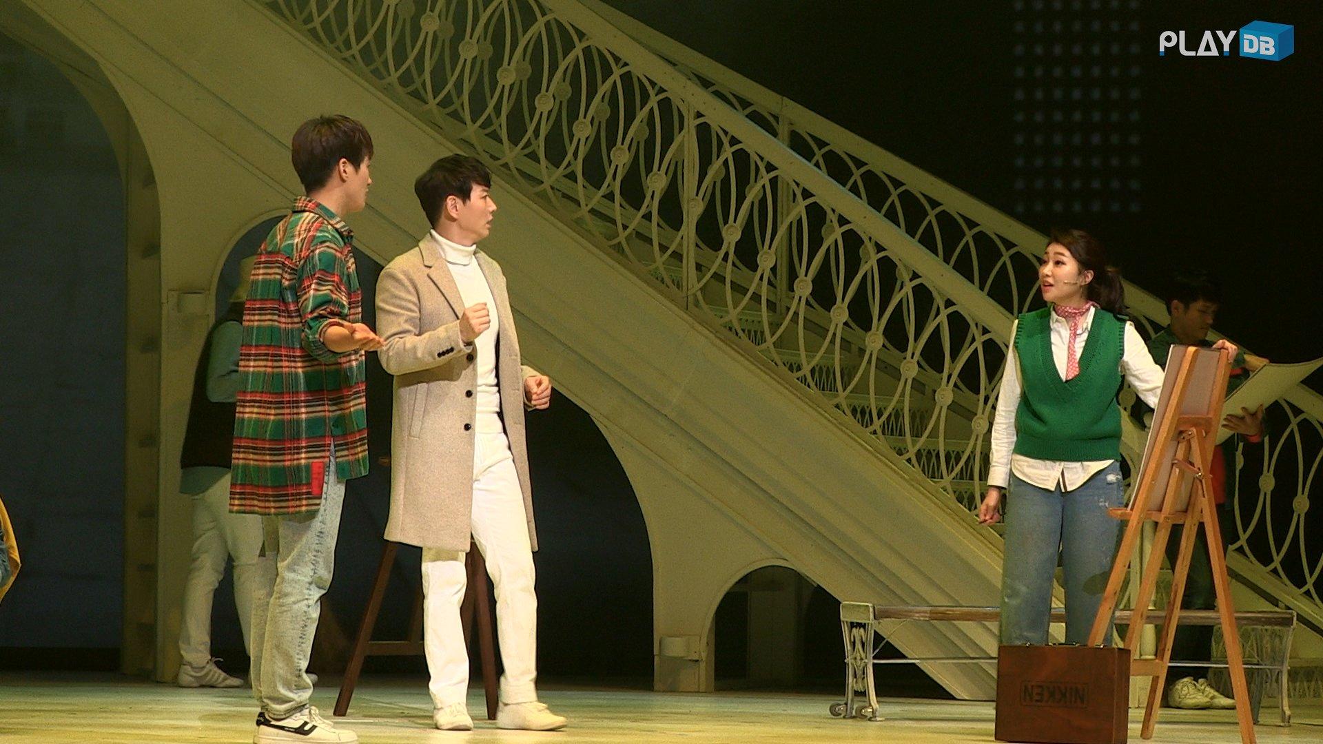 '광화문연가' 소녀 - 이건명, 구원영, 정욱진, 이봄소리 등