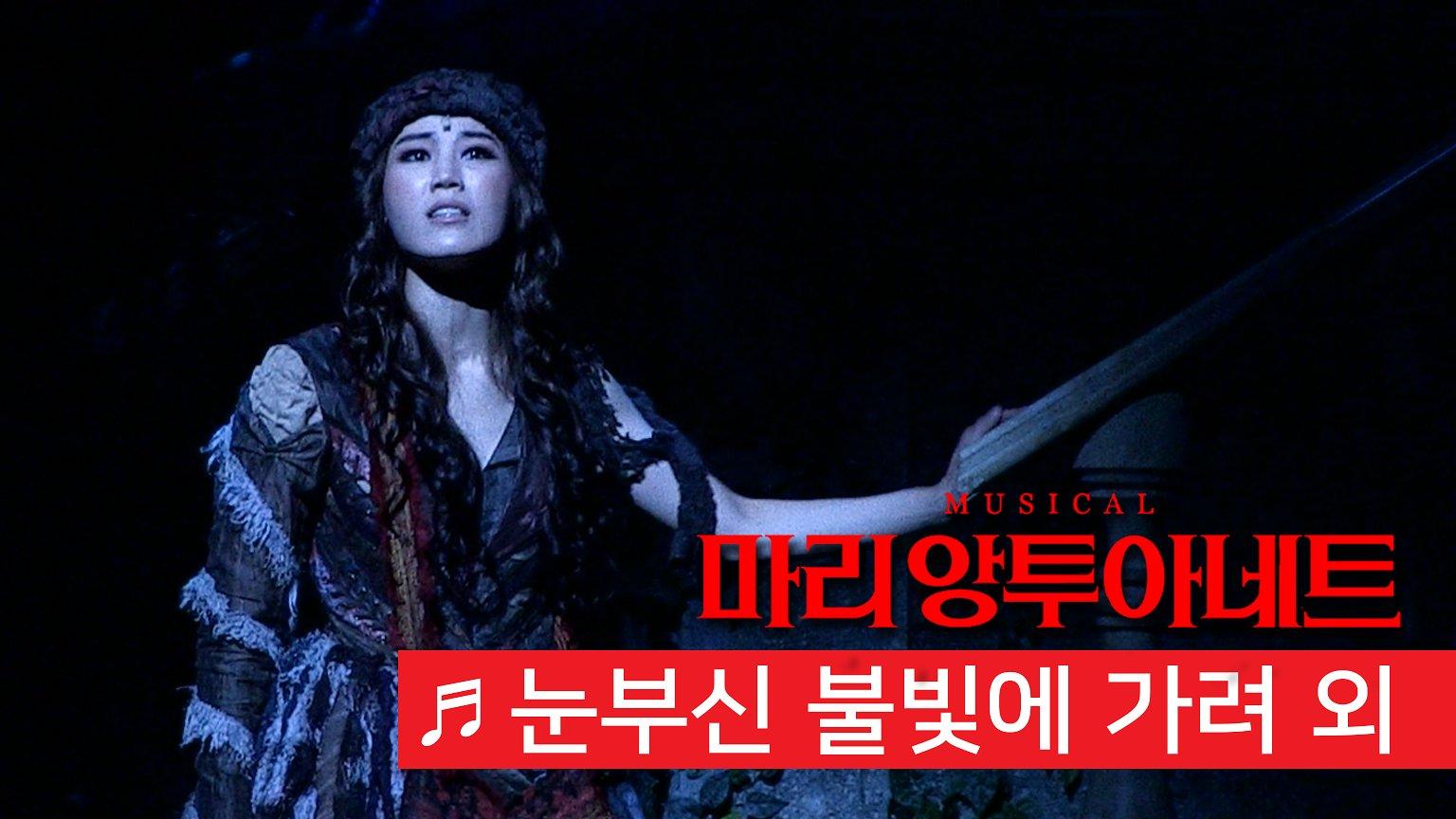 뮤지컬 '마리 앙투아네트' 2019 프레스콜 '눈부신 불빛에 가려' '난 최고니까' 외 - 김연지, 민영기, 김준