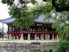 [KTX Tour] Gwanghalluwon Garden and Chunhyang Theme Park in Namwon